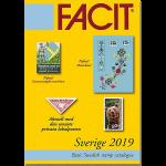 Facit Sverige / Sweden / Schweden 2019