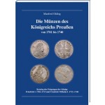 Manfred Olding: Die Münzen des Königreichs Preußen von 1701-1740
