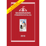 AFA Scandinavia stamp catalogue 2018 Excl. the Baltic States
