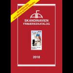 AFA Scandinavia stamp catalogue 2018 Excl. the Baltic States