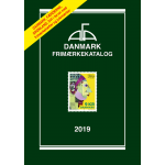 AFA Denmark stamp catalogue 2019