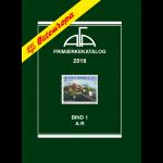 AFA Eastern Europe stamp catalogue volume I, 2019 (A-R)