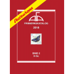AFA Western Europe stamp catalogue vol. 2, 2018 (H-Sc)