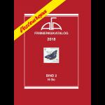 AFA Western Europe stamp catalogue vol. 2, 2018 (H-Sc)