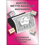 ANK Austria Netto Katalog Briefmarken Österreich Spezial 2020/2021