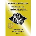 ANK Austria Netto Katalog Österreich Münzkatalog 2019
