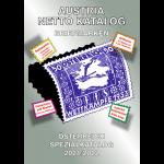 ANK Austria Netto Katalog Briefmarken Österreich Spezial 2021/2022