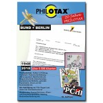 PHILOTAX Briefmarken-Abarten Katalog Bund + Berlin 16. Auflage