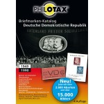 PHILOTAX DVD-Briefmarkenkatalog Deutsche Demokratische Republik