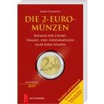 Die 2-Euro-Münzen: Katalog der 2-Euro-Umlauf- und -Sondermünzen aller Eurostaaten