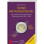 Euro Münzkatalog: Die Münzen der Europäischen Währungsunion 1999 - 2020
