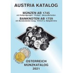 ANK Münzkatalog Österreich 2021
