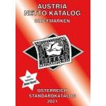 ANK Austria Netto Katalog Briefmarken Österreich Standardkatalog 2021