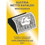 ANK Austria Netto Katalog Briefmarken Vierländerkatalog 2021