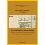 Didier Jadot: Die Postgebühren des Generalgouvernements 1939 - 1945