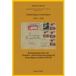 Bernhard Albrecht: Dokumentation über die Postbüro- und Postagenturstempel im Generalgouvernement 1939 - 1945