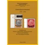 Hans Erwin Jungjohann, Michael Schweizer: Handbuch der Marken, Plattenfehler, Bogenmerkmale, Abarten und Makulatur des Generalgouvernements