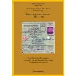 Michael Schweizer, Otto Thal: Handbuch der Formulare verwendet von der Deutsche Post Osten im Generalgouvernement 1939-45