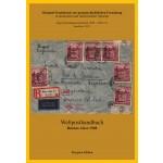 Reichsdruckerei Berlin: Weltposthandbuch Buenos Aires 1940