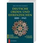 Deutsche Orden und Ehrenzeichen (OEK): 1800–1945