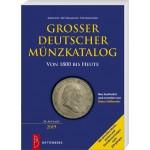 Großer deutscher Münzkatalog von 1800 bis heute 2018-2019 34. Auflage