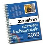 Zumstein Schweiz/Liechtenstein 2018 (Spiralbindung)