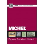 MICHEL Germany Specialized 2016, Vol. 1 – in English