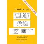 Peter N. Morgen: Frankierservice 2 - Stempel der 83 Briefzentren der Deutschen Post AG