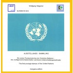 Wolfgang Wagener: Die ersten Postwertzeichen der Vereinten Nationen / The first Postage Stamps of the United Nations