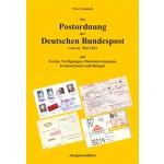 Peter Adamek:Die Postordnung der Deutschen Bundespost vom 16. Mai 1963