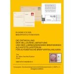 Hans-Joachim Kerkau: Die Entwicklung der Hell-Dunkel-Abtastung und der Lumineszierenden Briefmarken als Aufstellkriterium für automatische Briefverteilanlagen
