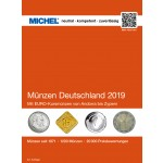 MICHEL Münzen Deutschland 2019