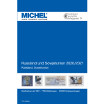 MICHEL Russland und Sowjetunion 2020/2021 (E 16)