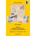 Günther Steinbock: Berlin (West) – Amtliche Postkarten-Ganzsachen mit Luftpost-Zusatzfrankaturen
