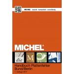 MICHEL Plattenfehler Bund/Berlin