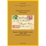 Gerard Menge: Generalgouvernement Protecturate – Regulary Printed Definitive Issues 1940-1944 – Endgültige Freimarkenausgaben