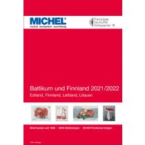 MICHEL Baltikum und Finnland 2021/2022 (E 11)