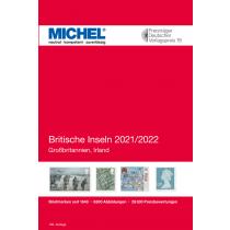 MICHEL Britische Inseln 2021/2022 (E 13)