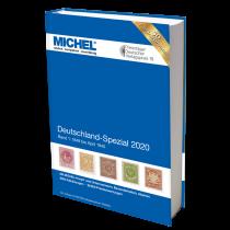 MICHEL Deutschland-Spezial 2020 – Band 1