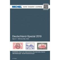 MICHEL Deutschland-Spezial 2019 – Band 1