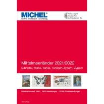 MICHEL Mittelmeerländer 2021/2022 (E 9)