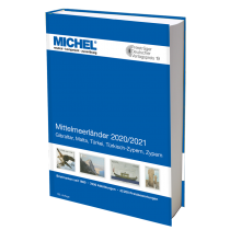 MICHEL Mittelmeerländer 2020/2021 (E 9)