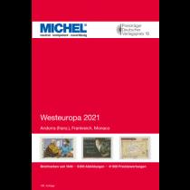 MICHEL Westeuropa 2021 (E 3)