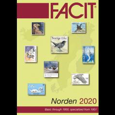 Facit Norden / Nordic Countries / Nordische Staaten 2020