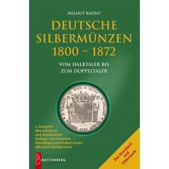 Deutsche Silbermünzen 1800 –1872. Vom Halbtaler zum Doppeltaler, 2. Aufl. 2008