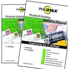 PHILOTAX Gedruckter Plusbrief-Katalog
