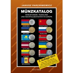 Münzkatalog Sowjetunion/Russland und Nachfolgestaaten, 3. Auflage 2014