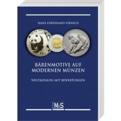 Hans-Ferdinand Virnich: Bärenmotive auf modernen Münzen – Weltkatalog mit Bewertungen