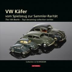 VW-Käfer - Vom Spielzeug zur Sammler-Rarität, 1. Auflage 2014