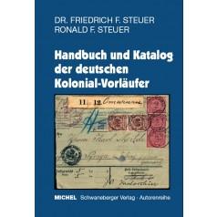 MICHEL Handbuch und Katalog der deutschen Kolonial-Vorläufer